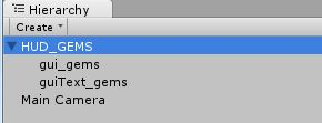 unity gui how to make flashing text
