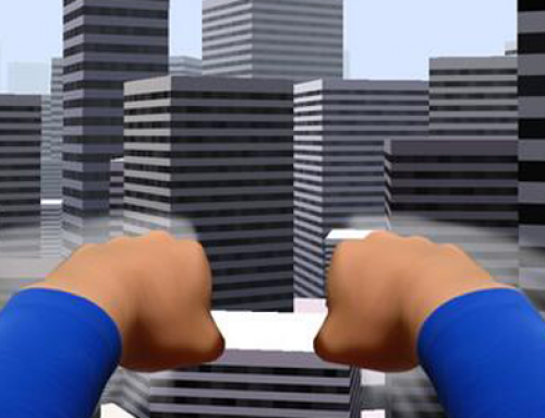 Super Hero City –  My 3D WebGL game using Three.JS