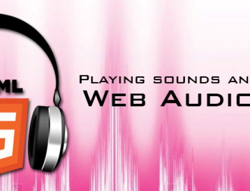 Playing sound and music on mobile with the Web Audio API