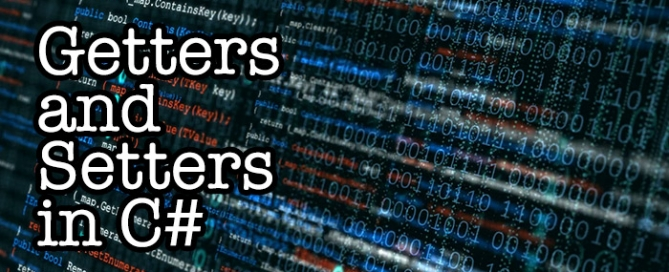 getters and setters in c#