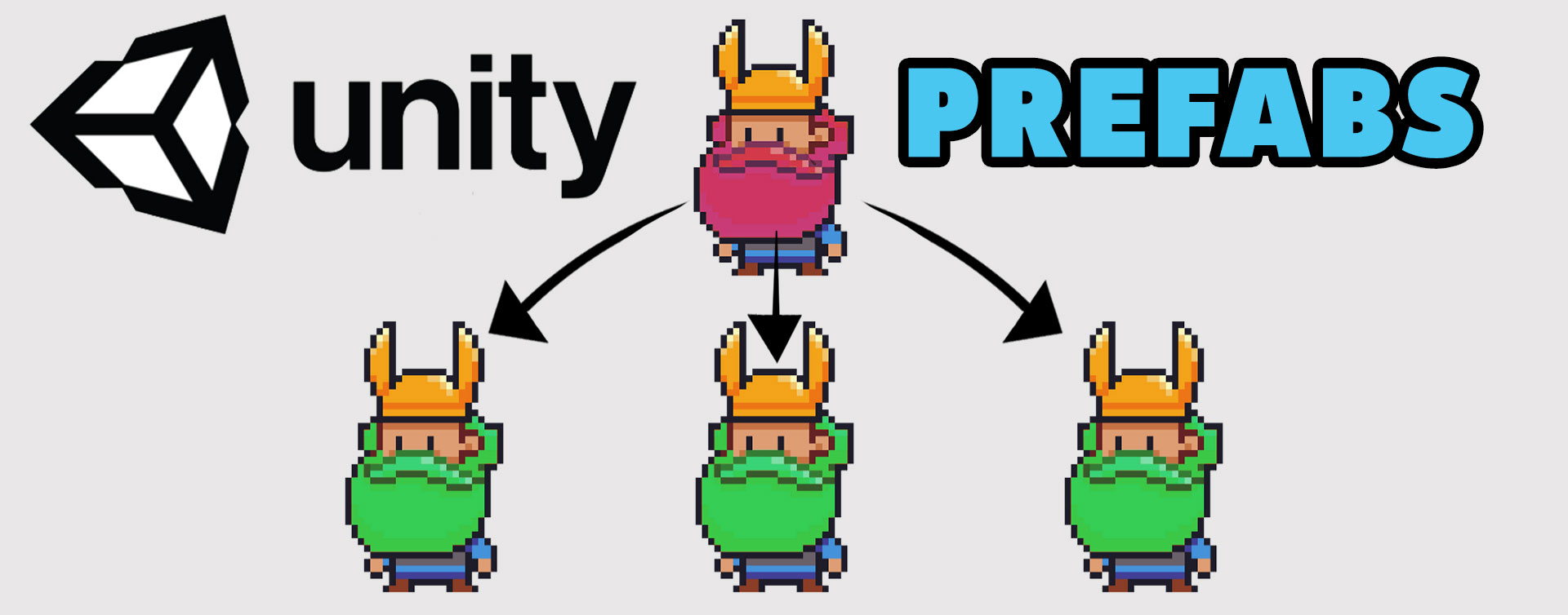 How to use Unity Prefabs – Game Dev Classroom